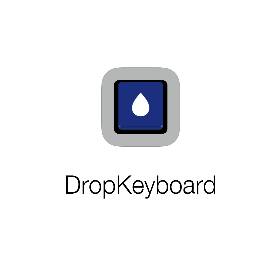 DropKeyboard